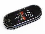 Фитнес браслет Xiomi Mi Band 5 Спортивный трекер смарт часы M5 для смартфона Android IOS Bluetooth, фото 3