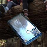 Чехол для Samsung Galaxy A21s Ringke Fusion X цвет SPACE BLUE (космический синий), фото 7