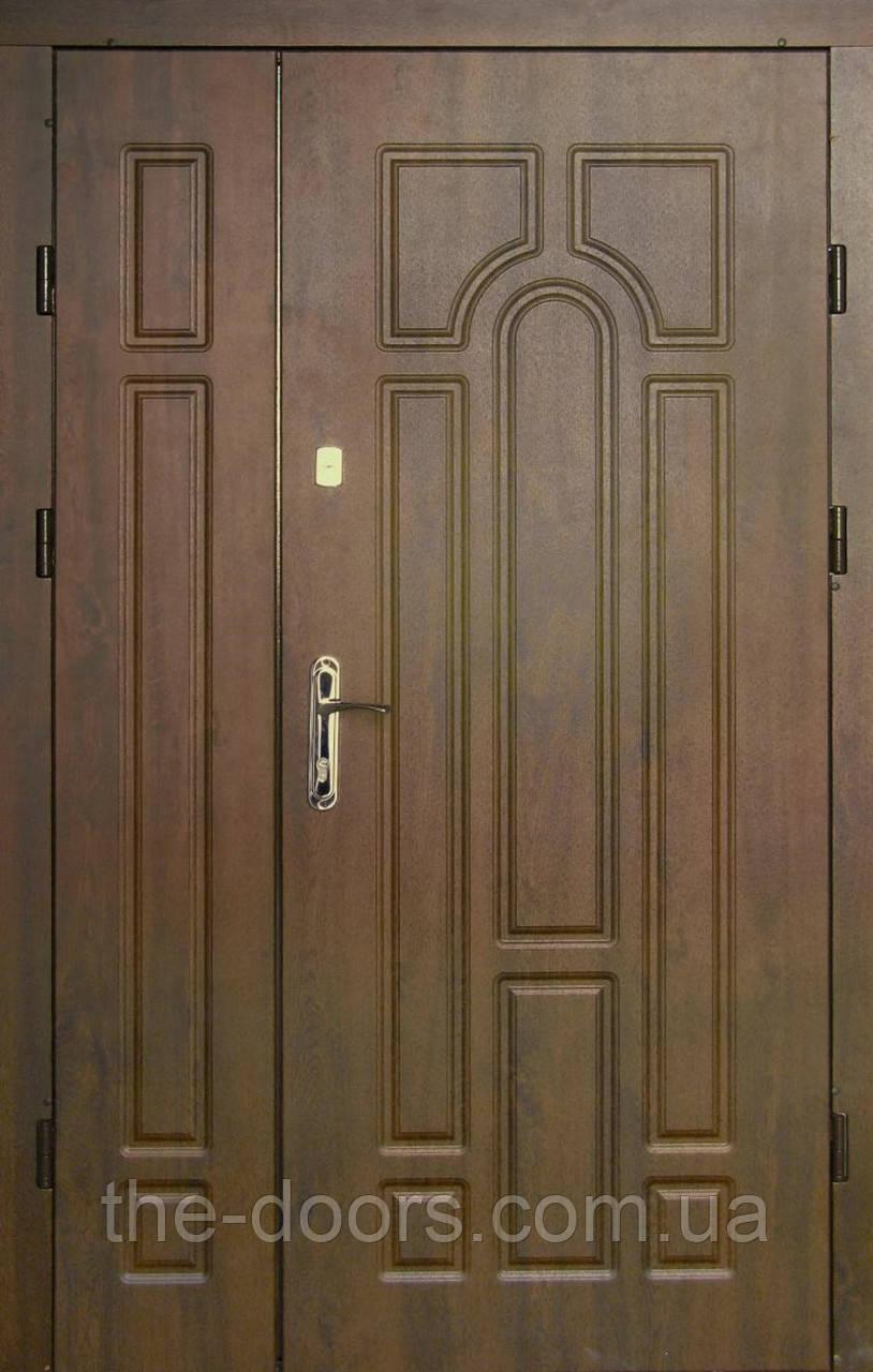 Полуторные двери REDFORT Арка оптиум+