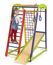 Дитячий спортивний комплекс SportWood 150 ECO