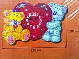 Мозаичные часы Мишки (Сделай Сам), ТМ Danko Toys, фото 8
