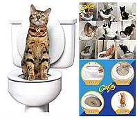 Citi Kitty набір для приучення кішки до унітазу! Найкращий подарунок