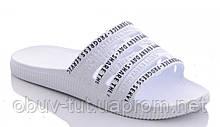 Новые белые  шлепанцы, шлепки 36,37,38,39,40,41
