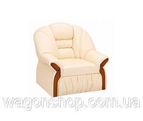 Кресло Вест тм Алис-мебель Белый