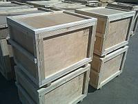 Ящик фанерный, деревянная коробка, тара деревянная