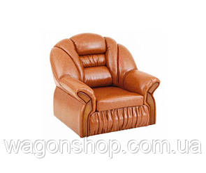 Кресло - кровать Вест тм Алис-мебель Коричневый