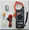 Струмовимірювальні кліщі 266С (температура)