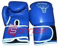 Перчатки бокс EXTREME (кожа)