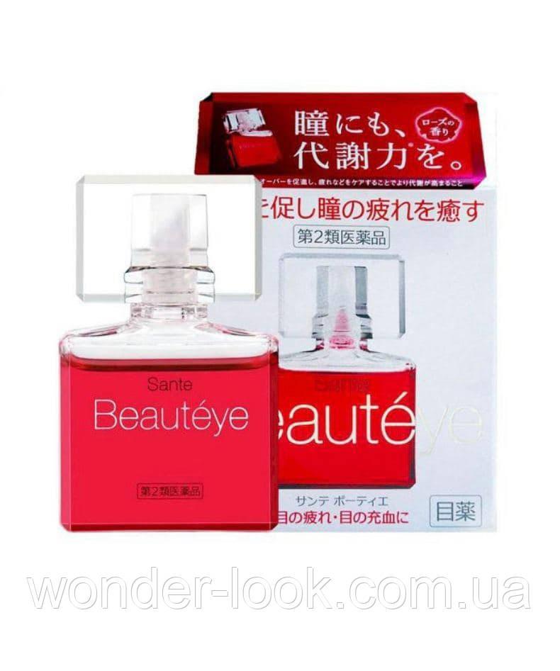 Капли для глаз Sante Beauteye Япония