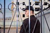 Круглосуточная охрана строительных объектов