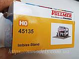 Vollmer 45135 Аксесуари для моделювання - автомобільний кіоск, масштабу 1/87, H0, фото 2