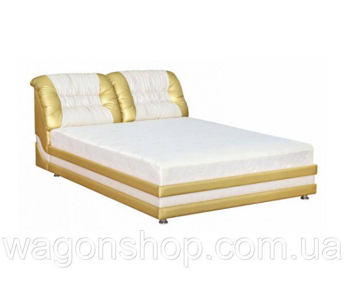 Ліжко Азалія трикотаж тм Аліс-меблі