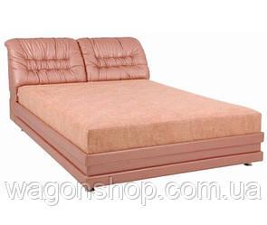 Ліжко Азалія трикотаж тм Аліс-меблі 160х200 см