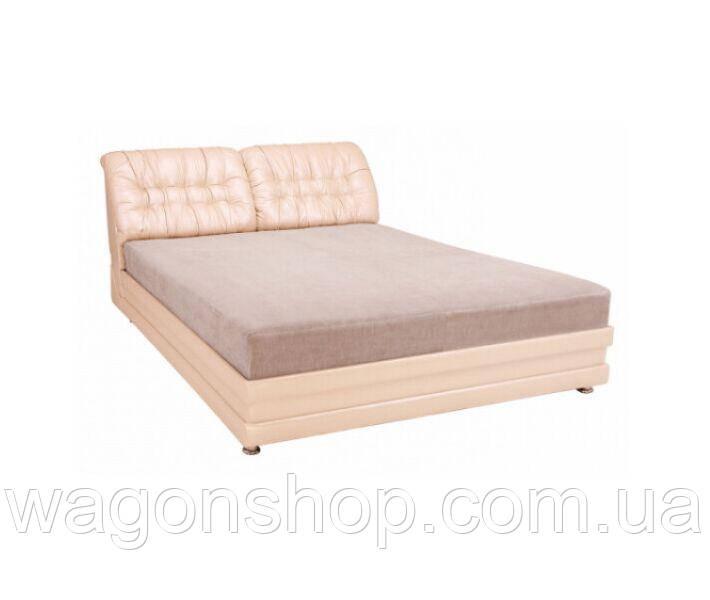 Кровать Азалия трикотаж тм Алис-мебель 180х200 см