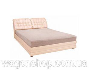Ліжко Азалія трикотаж тм Аліс-меблі 180х200 см