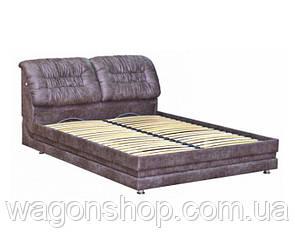 Ліжко Азалія залізний каркас тм Аліс-меблі