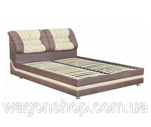 Ліжко Азалія залізний каркас тм Аліс-меблі 160х200