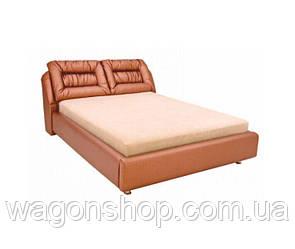 Ліжко Белла трикотаж тм Аліс-меблі
