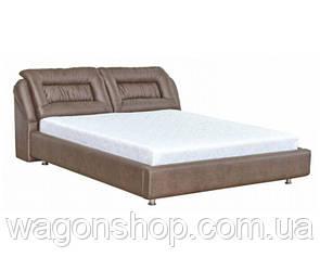 Ліжко Белла трикотаж тм Аліс-меблі 180х200 см