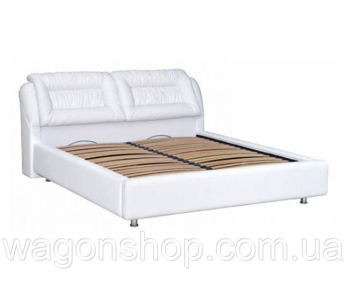 Кровать Белла железный каркас тм Алис-мебель