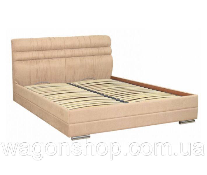 Ліжко Гранд залізний каркас тм Аліс-меблі 160х200 см