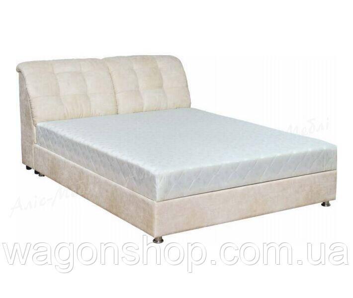 Кровать Маэстро №2 трикотаж тм Алис-мебель 180х200 см