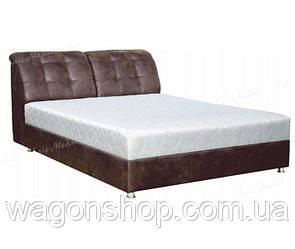 Ліжко Маестро №2 трикотаж тм Аліс-меблі