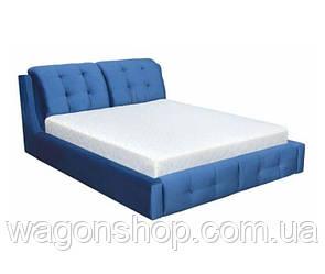 Ліжко Маестро №3 трикотаж тм Аліс-меблі 160х200 см