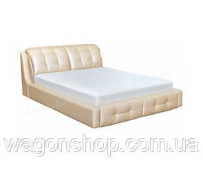 Ліжко Маестро №3 трикотаж тм Аліс-меблі 180х200 см