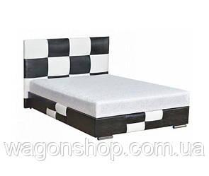 Ліжко Мега трикотаж тм Аліс-меблі 160х200 см