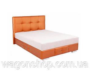 Ліжко Мега трикотаж тм Аліс-меблі 180х200 см