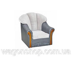 Кресло - кровать Алиса тм Алис-мебель Серый