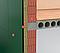 Базальтовая вата Rockwool Ventirock F PLUS (Роквул Вентирок Ф Плюс) с стеклохолстом (50 мм), фото 4