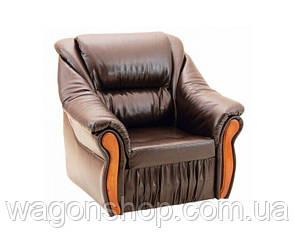 Крісло - ліжко Глорія тм Аліс - меблі Чорний