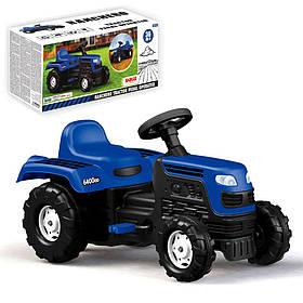 Трактор на педалях DOLU (8045). 84,5*37*43 см