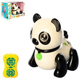 Тварина 2042 р/у,панда,13см,інтеракт,муз-зв(англ.), світло,ходить,програм,бат,кор,24-17-15,5 см