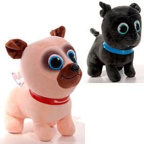 """М'яка іграшка """"Собачка Ді 2/7"""", Копиця 00098-422, h18"""