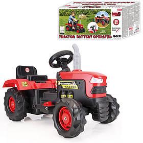 Трактор акумуляторний DOLU (8061) 6V, 39,5*83,5*43,5 см