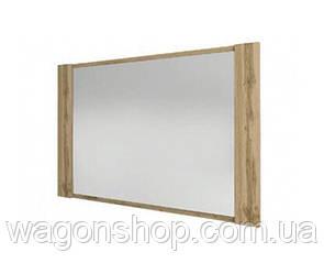 Зеркало Сокме Франческа 880 88,7х60х2,2 дуб вотан/белый