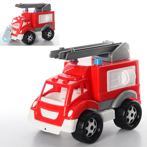 "Транспортна іграшка ""Пожежна машина ТехноК"""