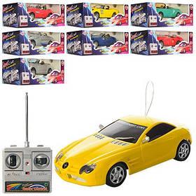 Машина 28031 р/у, 1:18, 22,5 см, світло, 8 видів, на бат-ке, в кор-ке, 28-16,5-10см
