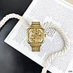 Часы наручные мужские Forsining 1148 All Gold, фото 8