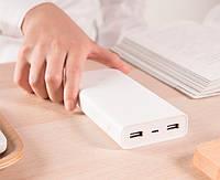✅ Аккумулятор Xiaomi Mi Power bank 2C 20000mAh QC 3.0 VXN4212CN батарея, зарядка, повер банк | Гарантия 12 мес