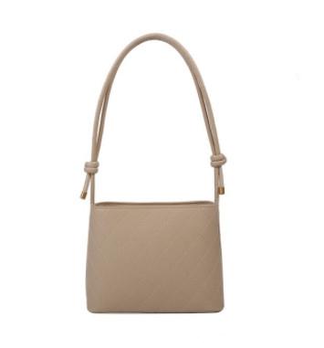 Красива жіноча сумка - Бежева