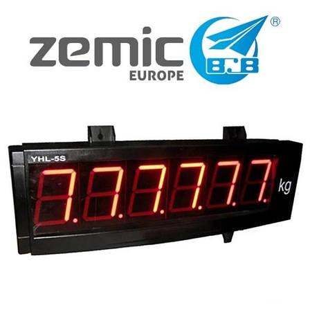 Дублююче табло Zemic YHL-5S, фото 2