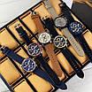 Наручні чоловічі годинники Guardo 011097-4 Blue-Cuprum, фото 4