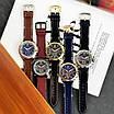 Чоловічі годинники наручні Guardo 011998-1 Black-Silver-Gray, фото 4