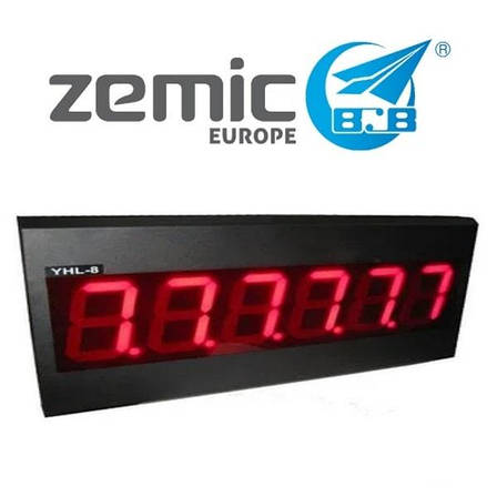 Дублирующее табло Zemic YHL-8, фото 2