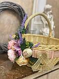 Пасхальний кошик «Бархатний фіолетовий», фото 4