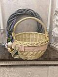 Пасхальний кошик «Бархатний фіолетовий», фото 6